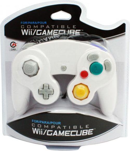 GameCube Cirka Controller White