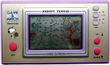 Game & Watch Wide Screen Series: Snoopy Tennis