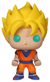 Pop! Dragon Ball Z Super Saiyan Son Goku 3