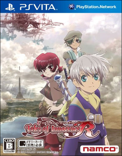 Tales of Innocence R for PS Vita