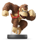 amiibo Donkey Kong Super Smash Bros.