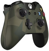 Xbox One Wireless Controller Armed Forces