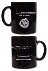 Sword Art Online Link Start 12oz Mug