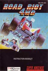 Road Riot 4WD (Instruction Manual)
