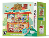 Animal Crossing: Happy Home Designer Bundle