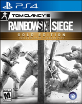 Rainbow 6 Siege Gold Edition