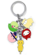 Love Live Charms Keychain