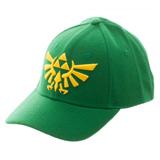 Nintendo Zelda Green Flex Cap