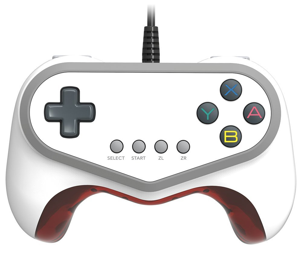 Wii U Pokken Tournament Pro Pad Limited Edition Controller