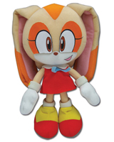 Sonic The Hedgehog Cream the Rabbit 8 Inch Plush