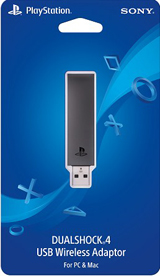 Sony DualShock 4 USB Wireless Adaptor for PC or MAC