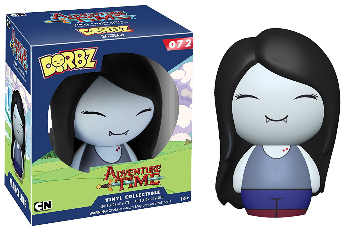 Dorbz Adventure Time Marceline Vinyl Figure