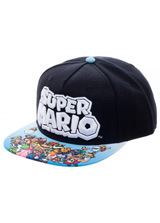 Nintendo Super Mario Youth Snapback