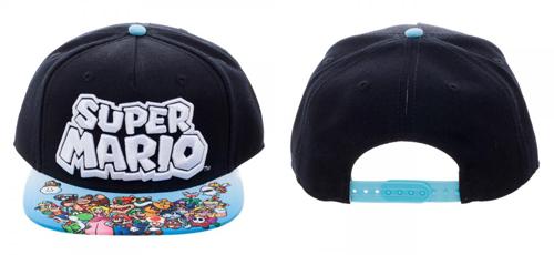 Nintendo Super Mario Youth Snapback