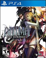 Anima: Gate of Memories Beyond Fantasy Edition