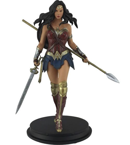 Wonder Woman Movie: Wonder Woman 8 Inch PX Statue