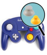 Nintendo GameCube Repairs: Controller Two Thumbsticks Replacement Service