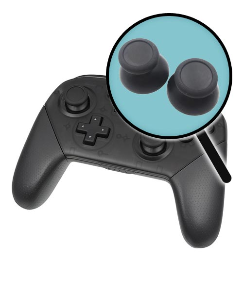 Nintendo Switch Repairs: Pro Controller Thumbsticks Replacement Service