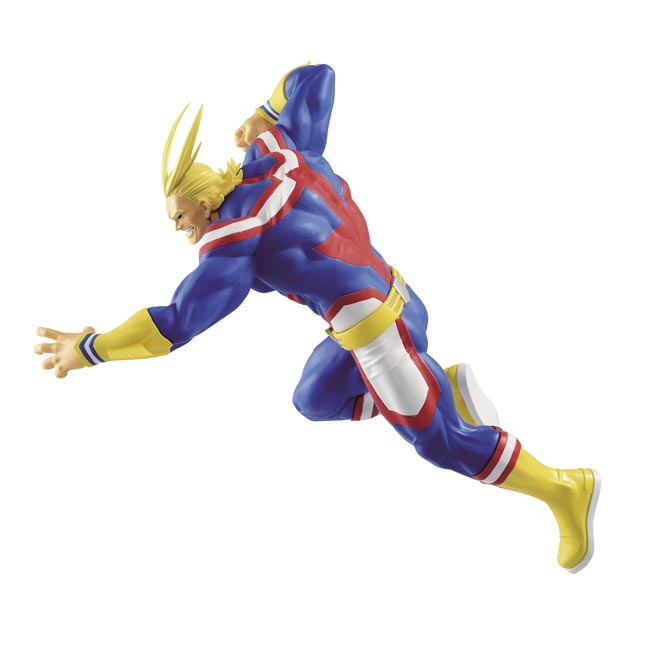 My Hero Academia Amazing Heroes V5 All Might Figure additional angle
