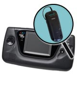 Sega Game Gear Repairs: Rechargeable Battery Rebuild Service