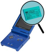 Game Boy Advance SP Repairs: Battery Replacement Service