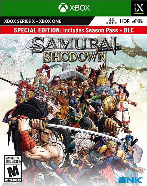 Samurai Shodown Enhanced