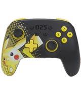 Nintendo Switch Wireless Controller Pokemon Pikachu 025