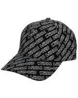 Rick & Morty Wubba Lubba Dub-Dub All Over Print Pre-Curved Snapback Hat