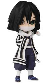 Demon Slayer Kimetsu Q-Posket Petit Obanai Iguro Figure