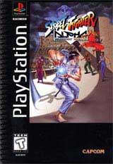 Street Fighter Alpha: Warriors' Dreams Long Box Version