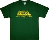 Nintendo: Legend of Zelda Hunter Green T-Shirt XXL