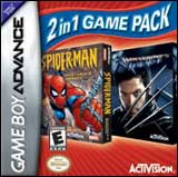 Spiderman: Mysterio's Menace / X2 2-in-1 Bundle