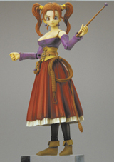 Dragon Quest VIII Jessica Action Figure