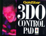 3DO Control Pad by Goldstar