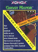 Ghost Manor