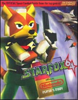 Star Fox 64 Nintendo Power Official Player's Guide