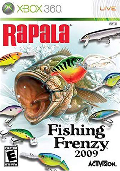 Rapala's Fishing Frenzy 2009