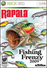 Rapala's Fishing Frenzy 2009