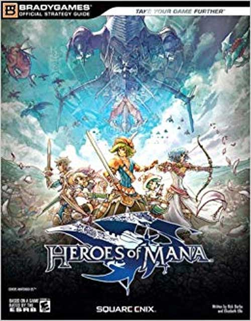 Heroes of Mana Official Stratgey Guide