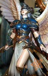 Valkyrie Profile: Lenneth Sculpture Arts Statue