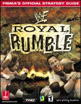 WWF Royal Rumble Official Strategy Guide Book