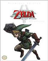 Legend of Zelda Twilight Princess Prima's Premiere Edition Game Guide
