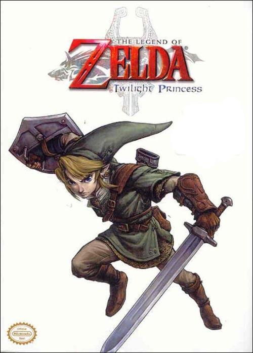 Legend of Zelda Twilight Princess Prima's Premiere Edition Game Guide