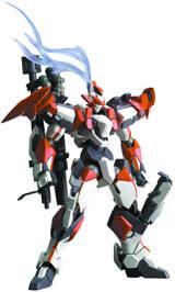 ARX-8 Laevatein Revoltech Action Figure