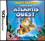 Crazy Chicken: Atlantis Quest