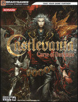 Castlevania: Curse of Darkness Official Strategy Guide by BradyGames