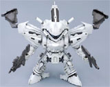Armored Core White Glint SD-Style Model Kit