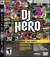 DJ Hero Game Only