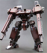 Armored Core GA GAN01-SUNSHINE-E Feedback Model Kit