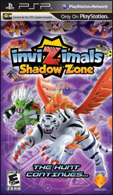 inviZimals: Shadow Zone Game Only